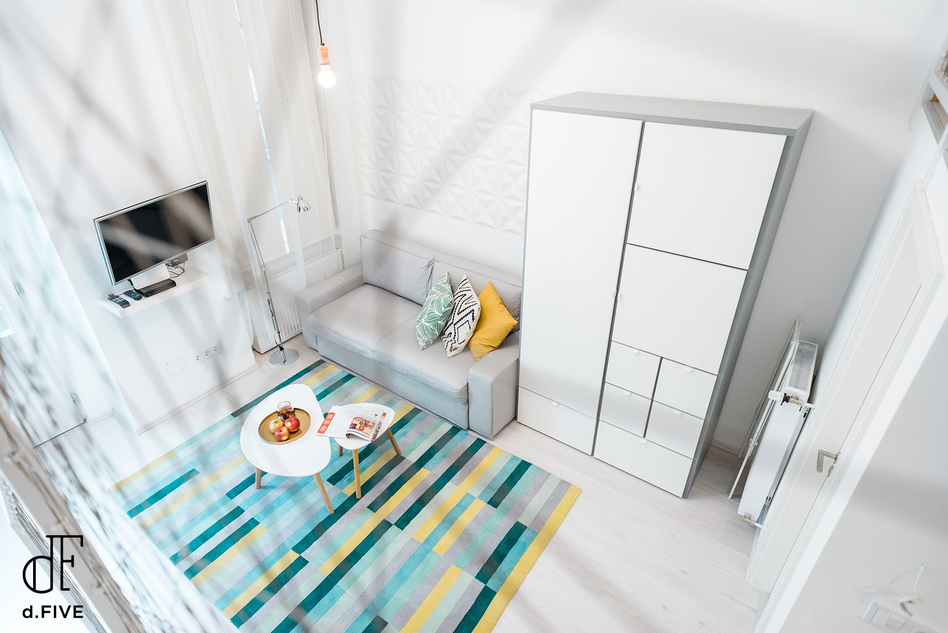 d.Five Liszt Apartment