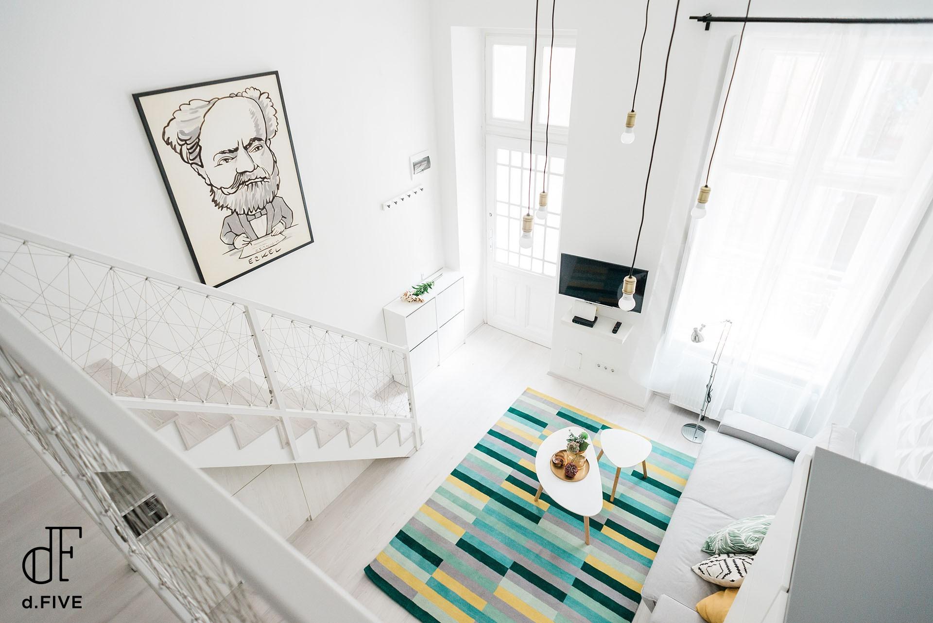 d.Five Erkel Apartment