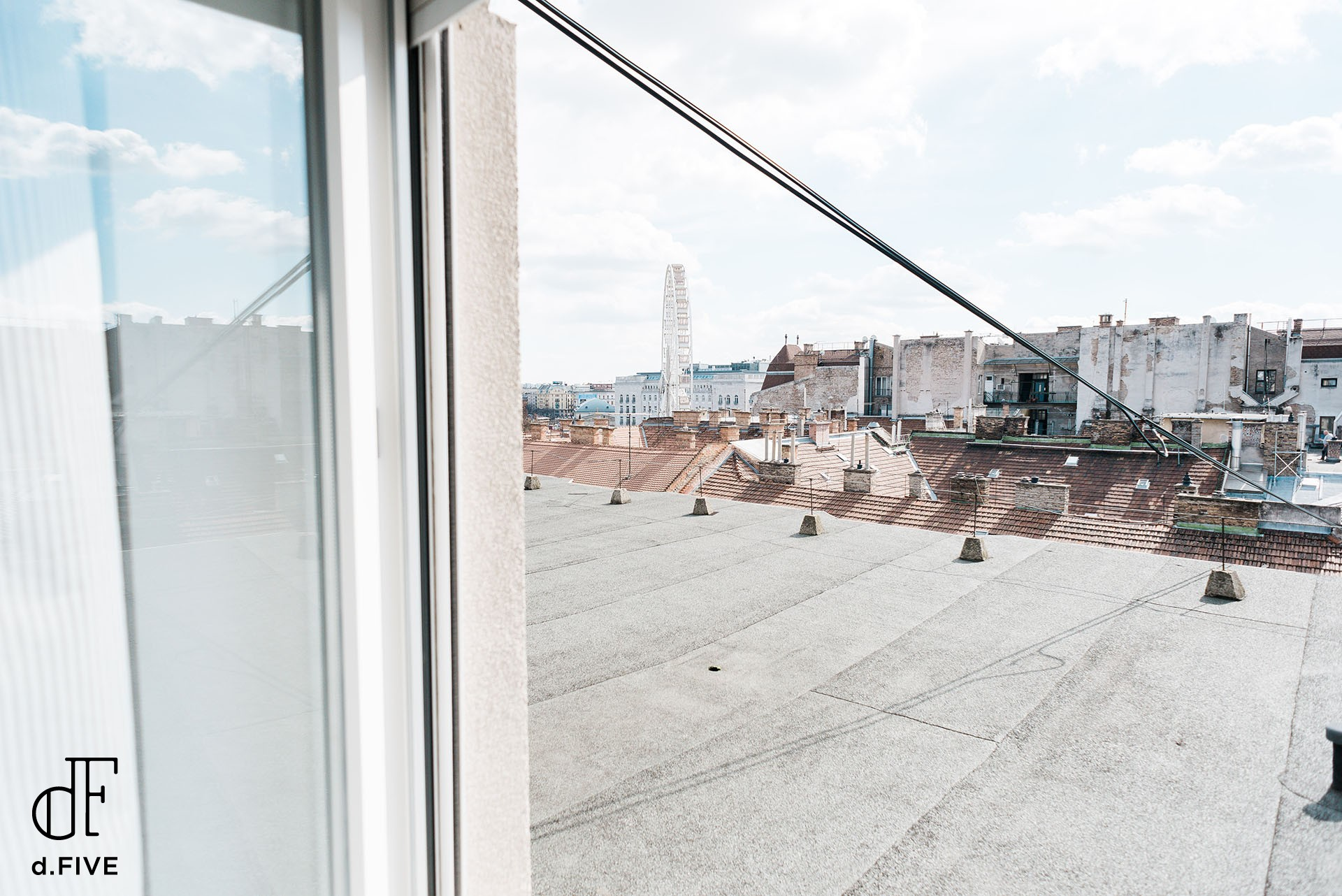 d.FIVE Hild Apartment with city view