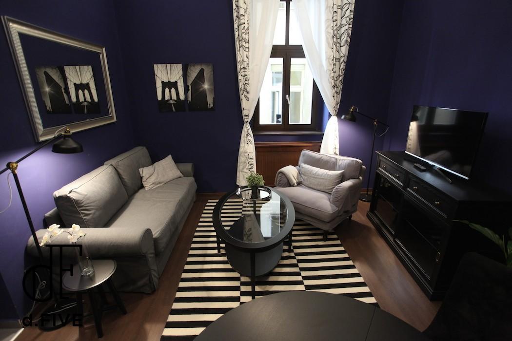 d.FIVE Ambassador Apartment