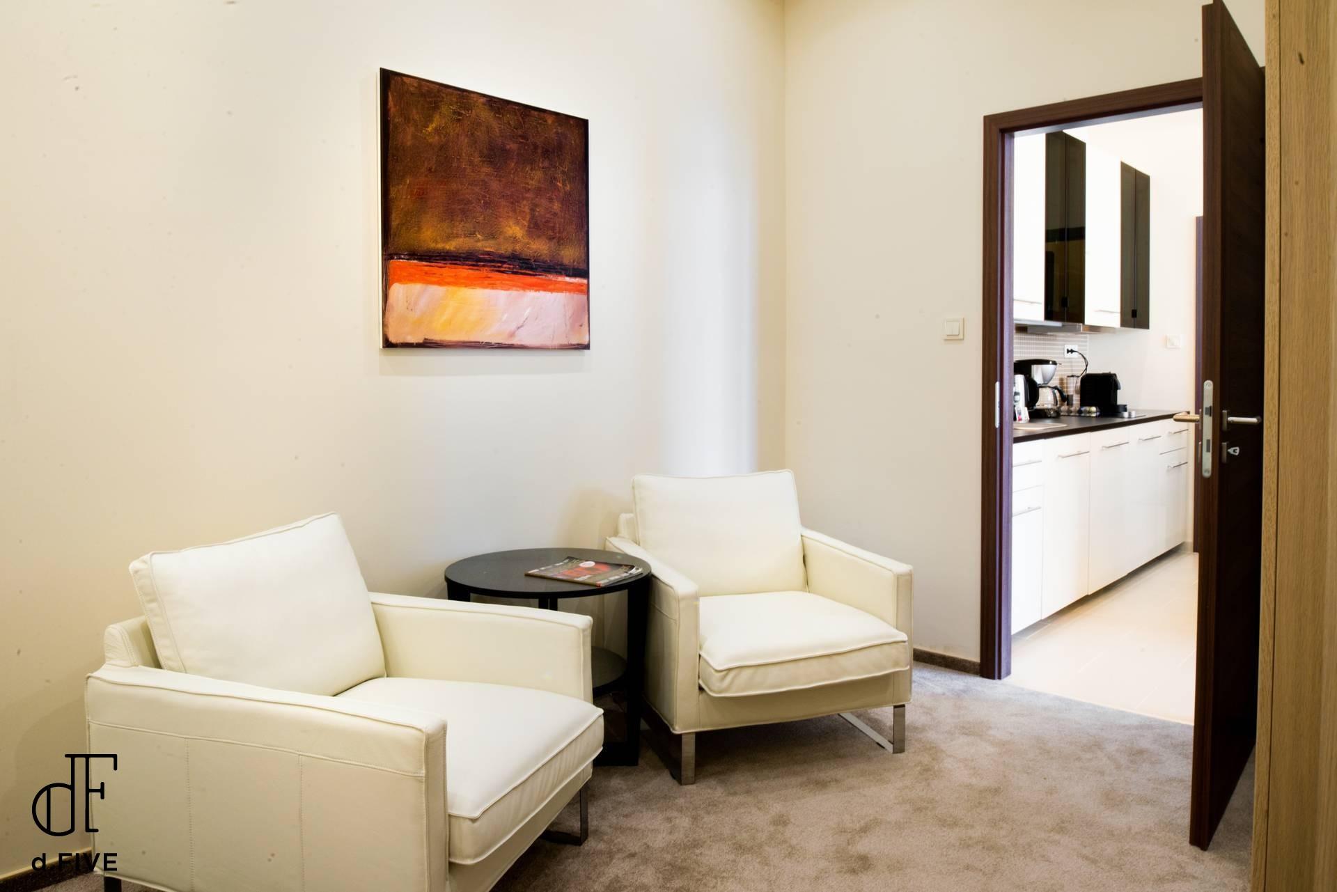 d.FIVE Chairman's Apartment