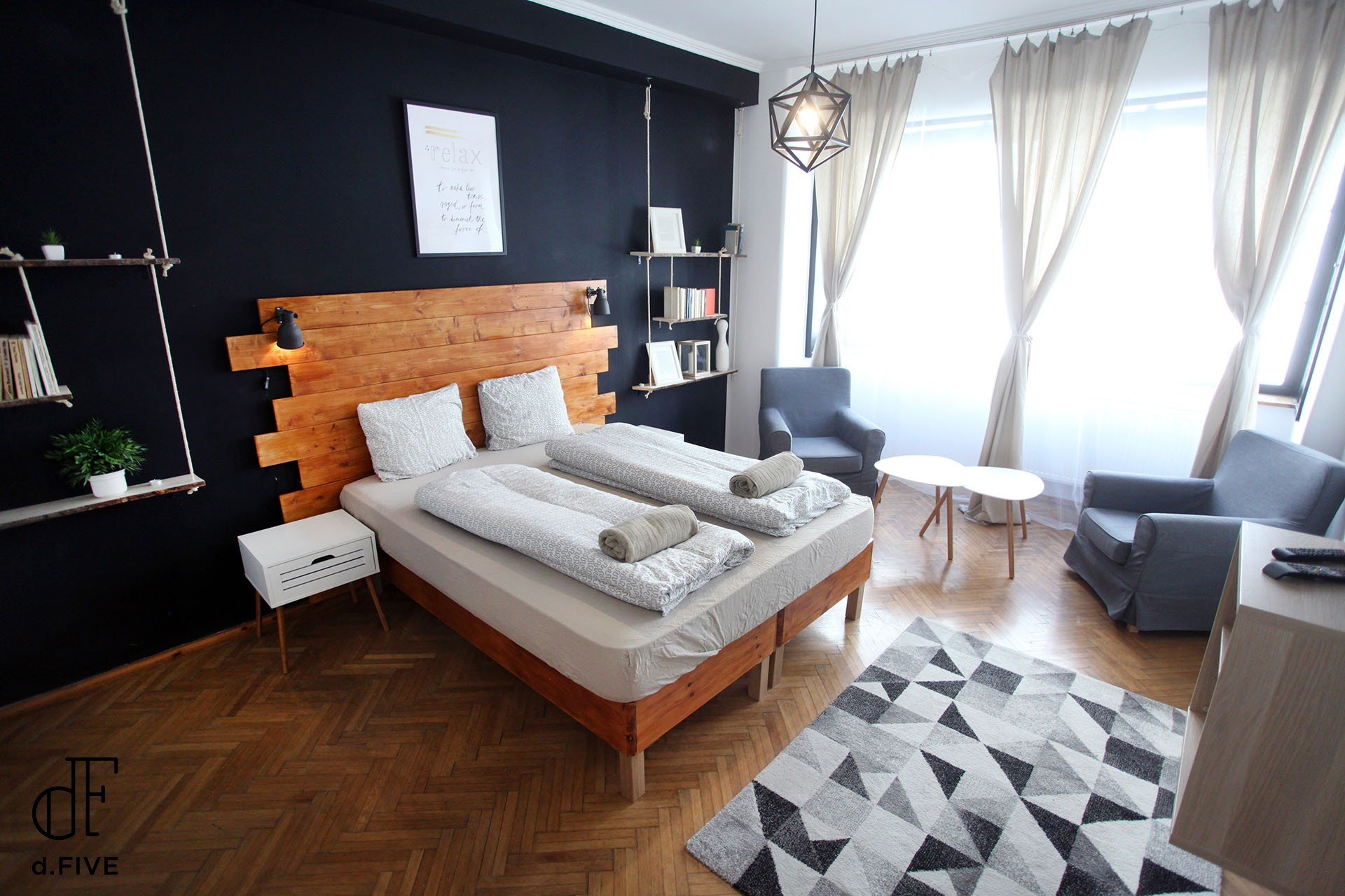 d.FIVE Inspire Apartment Budapest