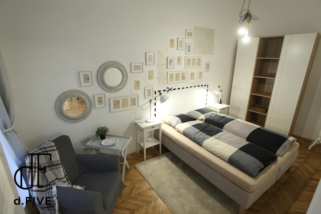 d.FIVE Tailor Apartment in the center