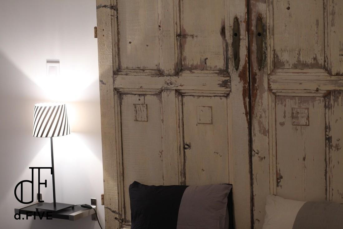 d.FIVE Timber Town Apartment B