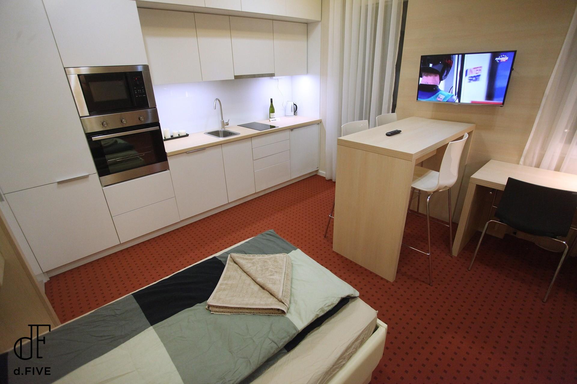 d.FIVE Apartment Marek József
