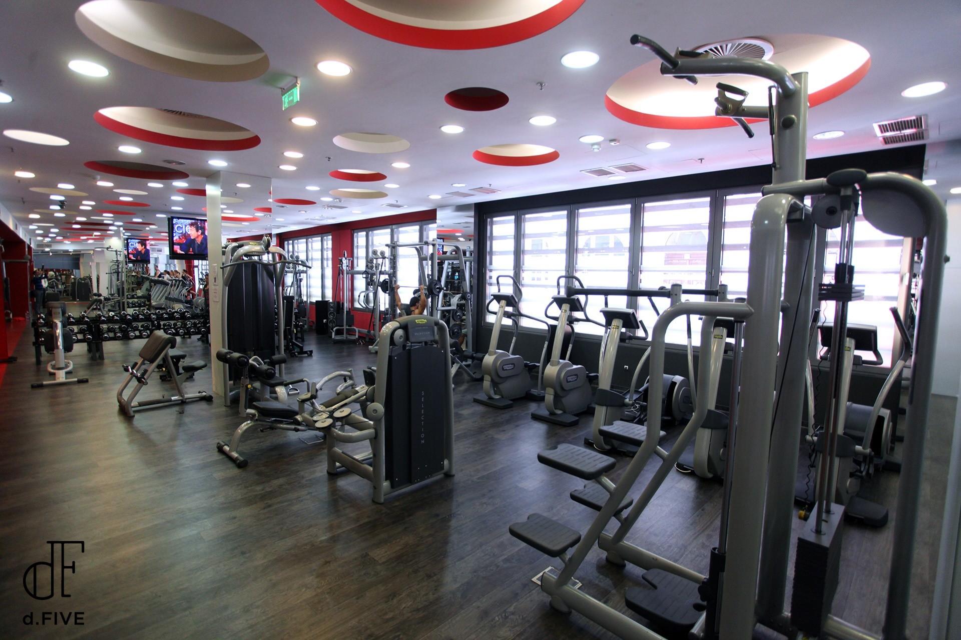 d.FIVE Modern Wellness Studio