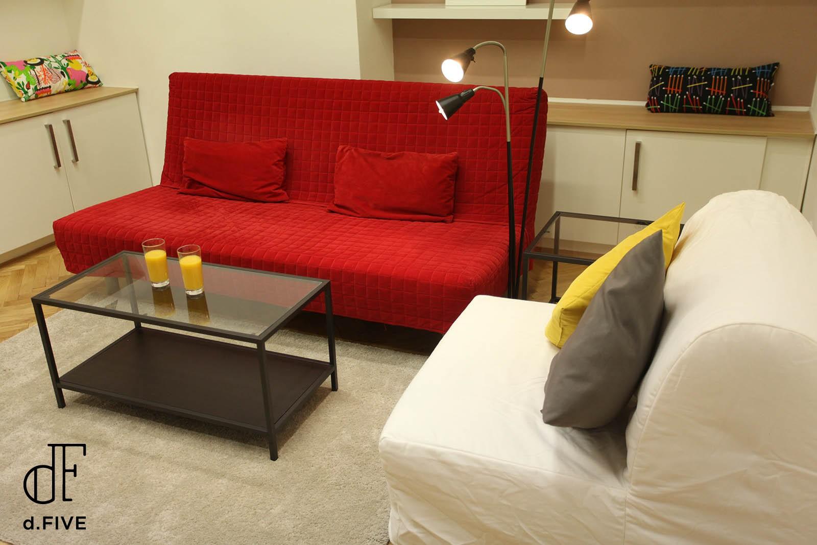 d.FIVE Pretty Apartment