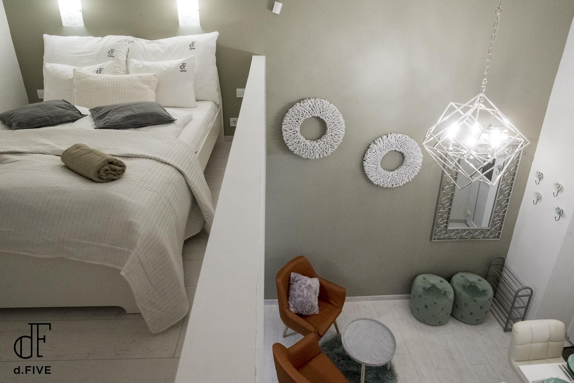 d.FIVE Jaszai Apartment B