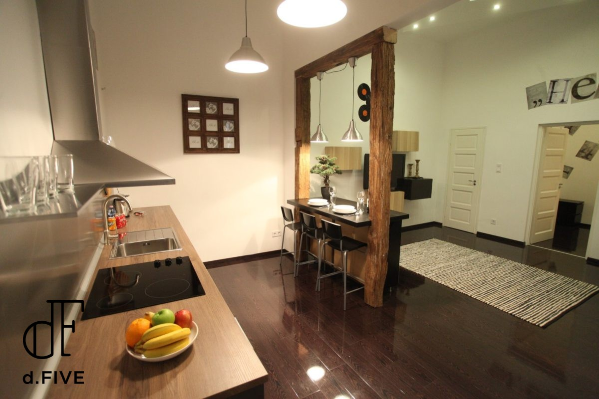 Révay Street apt. (divided to 3) - For Sale