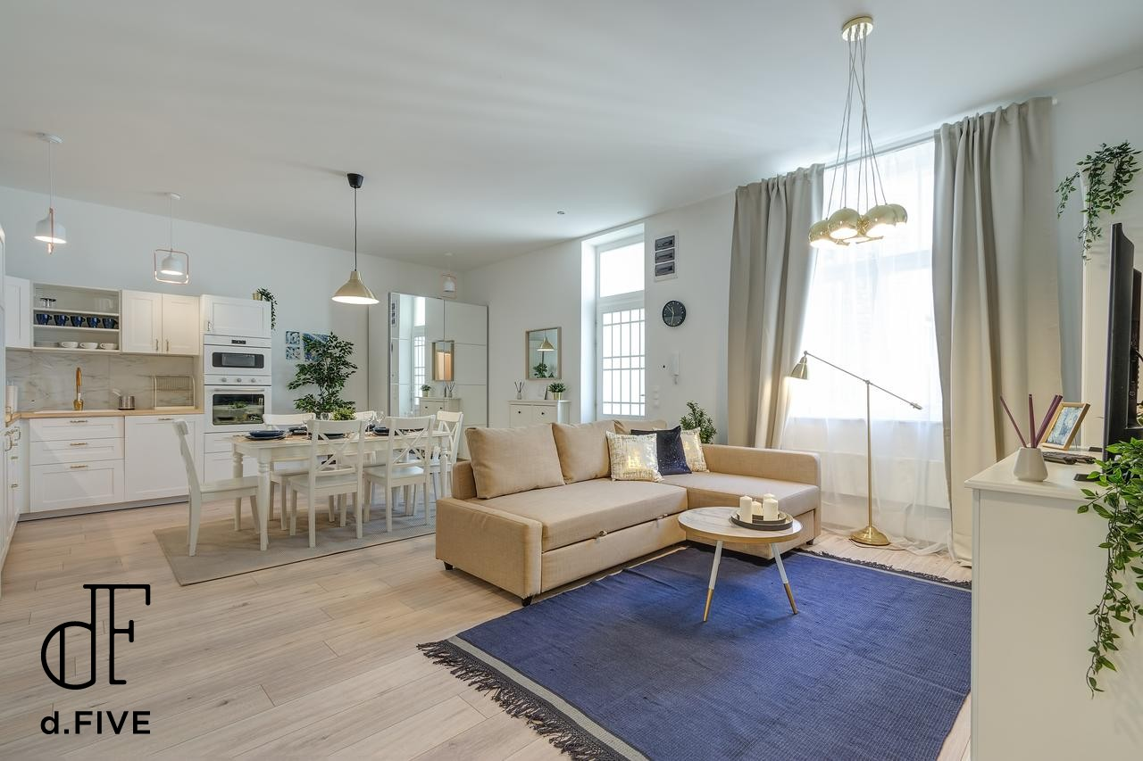 d.Five Rózsa Apartments 3/3.