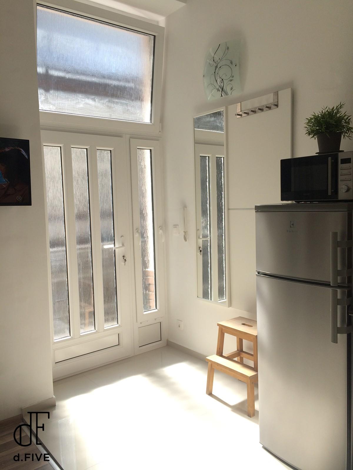 Kossuth Lajos street apartment