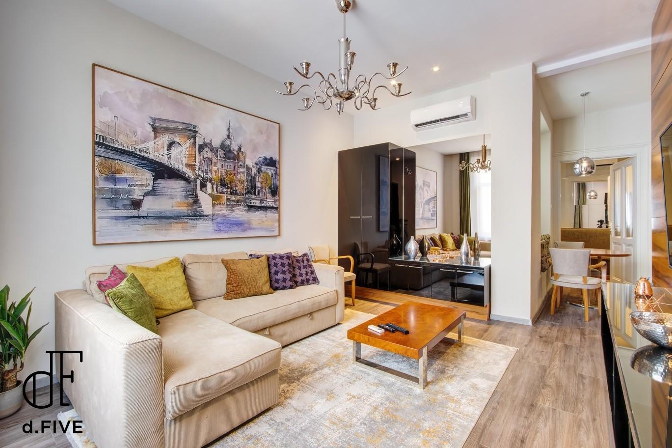 d.FIVE Apartment Aranykéz